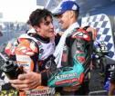 Quartararo Pede Bisa Saingi Marquez di MotoGP Jepang