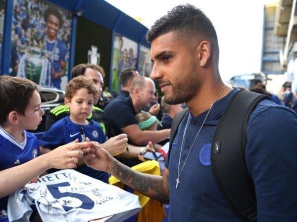 Palmieri Kembali Berlatih Jelang Laga Kontra Newcastle