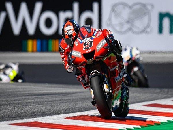 Petrucci Ingin Tingkatkan Performanya di GP Jepang