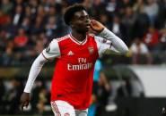 Bukayo Saka Dalam Pantauan Manajer Timnas Inggris U21