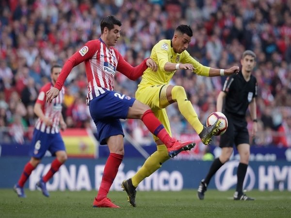 La Liga Ingin Gelar Villarreal vs Atletico Madrid di Amerika Serikat