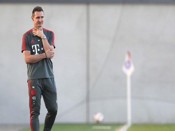 Miroslav Klose Berminat Jadi Pelatih Lazio