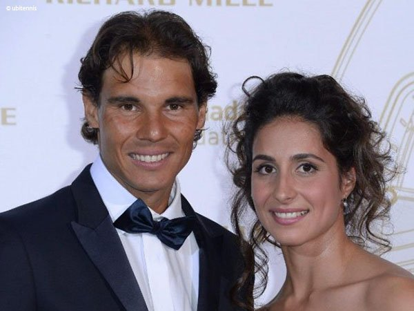 Tiga Hal Tentang Pernikahan Rafael Nadal