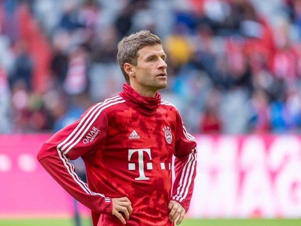 United Siap Tantang Duo Milan Buru Muller dari Bayern