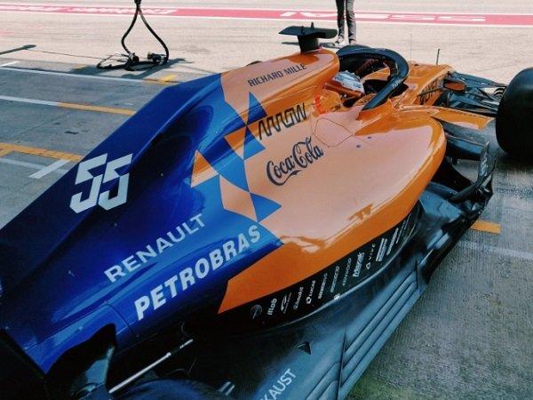 Atas Keputusan Pemerintah Brasil, Petrobras Berniat Akhiri Kerja Sama dengan McLaren