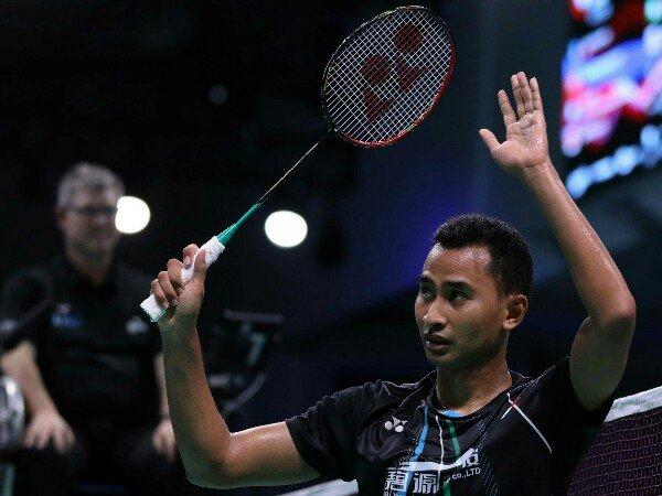 Denmark Open 2019: Menang Lagi, Tommy Terus Melaju Ke Semifinal