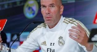 El Clasico Terancam Digelar, Zidane Hanya Fokus untuk Hadapi Mallorca