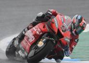 Hasil FP3 MotoGP Jepang: Danilo Petucci Tercepat di Lintasan Basah