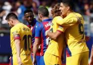 Griezmann, Messi dan Suarez Cetak Gol Bersamaan; Ini Kata Valverde