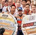 Honda Pastikan Kunci Gelar Juara Konstruktor MotoGP 2019
