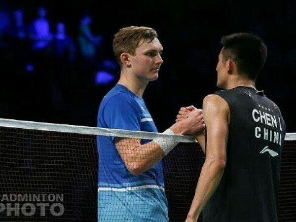 Kandas di Semifinal, Victor Axelsen Gagal Selamatkan Muka Tuan Rumah
