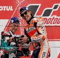 Marquez Beberkan Strategi Kemenangannya di Motegi