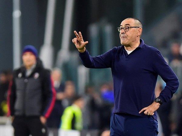 Maurizio Sarri: Pemain Juventus Tak Usah Kebanyakan Pamer