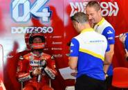 Andrea Dovizioso Sesalkan Performanya di Sirkuit Motegi