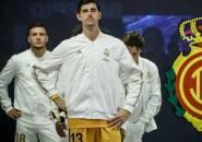 Real Madrid Kalah, Courtois Salahkan Kartu Merah Odriozola