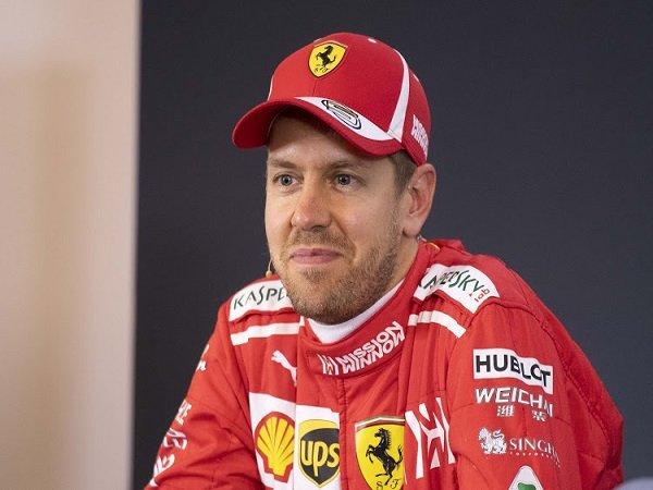 Vettel Minta F1 Kembali Gunakan Chequered Flag Agar Para Pebalap Tak Bingung