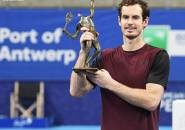 Akhir Manis Andy Murray Di Antwerp