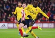 Emery Sebut Pepe Penyebab Kekalahan Arsenal dari Sheffield