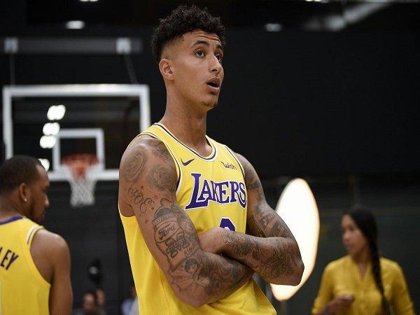Kyle Kuzma Sudah Tidak Sabar Kembali Bermain Bersama Lakers