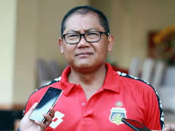 Bhayangkara FC Pastikan Persib Tidak Didampingi Bobotoh