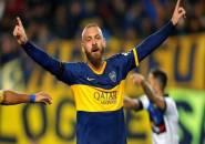 Pulih dari Cedera, De Rossi Siap Kembali Perkuat Boca Juniors