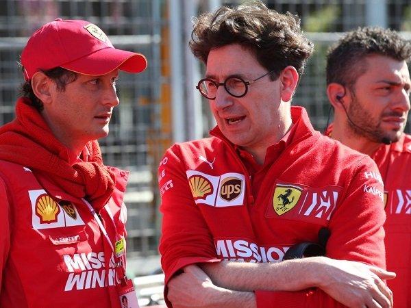 Binotto Pasang Target Tinggi Untuk Ferrari di GP Meksiko
