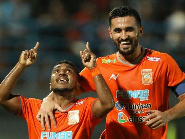 Bungkam Kalteng Putra, Borneo FC Mantap di Papan Atas