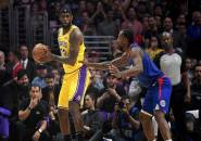 Duel Kota Los Angeles, Clippers Mampu Bekuk Perlawanan Lakers