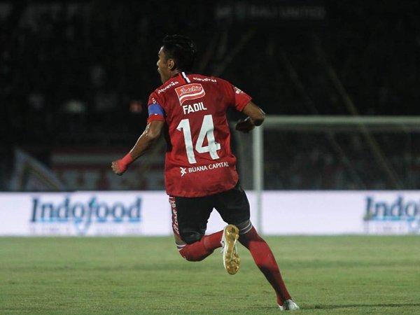 Gol Cepat Fadil Sausu Jadi Kunci Kemenangan Bali United