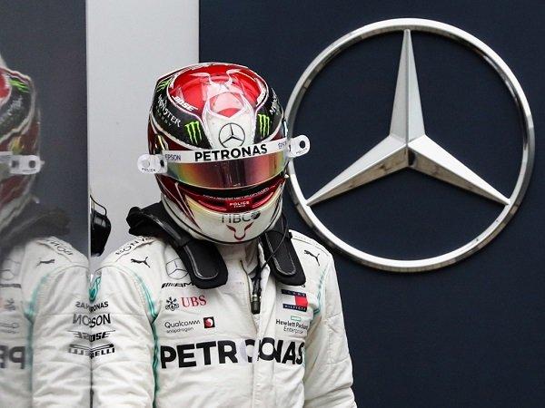 Hamilton Ragu Bisa Kunci Gelar di GP Meksiko
