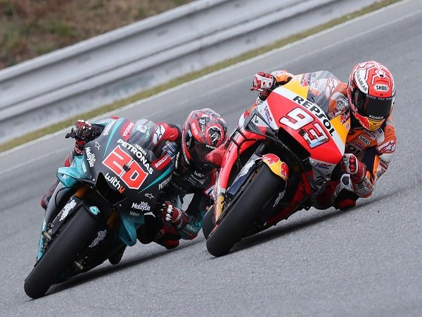 Jelang GP Australia, Marquez Waspadai Kekuatan Pebalap Yamaha