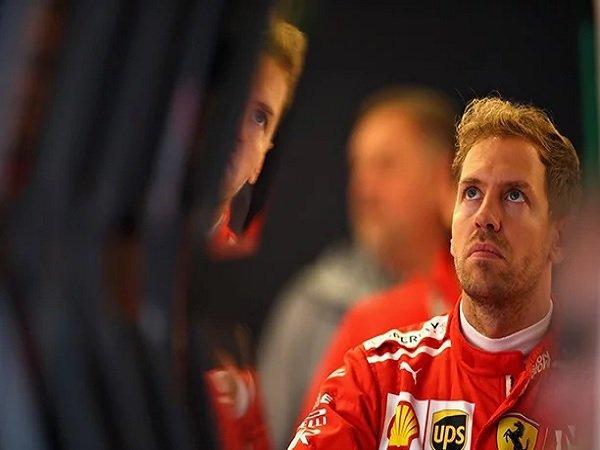 Jelang GP Meksiko, Vettel Berambisi Kalahkan Red Bull