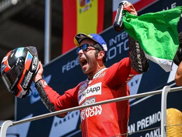 Petrucci Targetkan Rebut Peringkat Ketiga di Akhir Musim MotoGP 2019