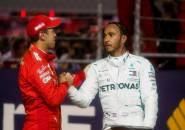 Pilih Berhati-hati, Hamilton Pesimis Bisa Ungguli Ferrari di Meksiko