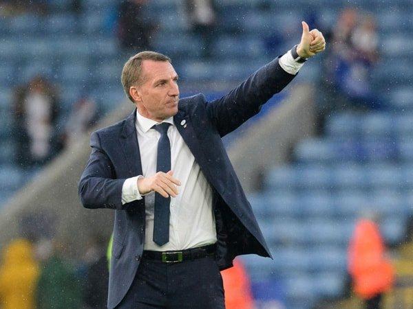 Rodgers Tegaskan Leicester Tidak Dalam Pertarungan Gelar Liga Premier