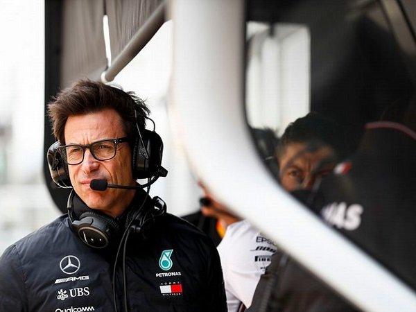 Mercedes Akui Kalah Cepat dari Ferrari dan Red Bull