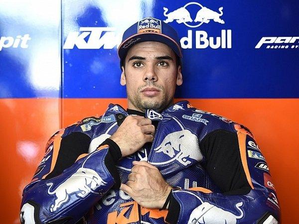 Miguel Oliveira Ceritakan Kronologinya Terhempas Angin di FP4 MotoGP Australia
