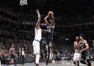 Panas, Brooklyn Nets Bekuk Perlawanan New York Knicks