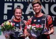 Kandaskan 1 Dunia, Praveen/Melati Juara French Open 2019