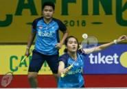 Terhenti di Semifinal Indonesia International Challenge 2019: Nita/Putri Kecewa Berat