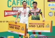 Final Indonesia International Challenge 2019: Tuan Rumah Boyong Tiga Gelar Juara