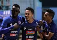 Sejumlah Pilar Masih Absen, 18 Pemain Arema FC Tantang Perseru BLFC