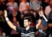 Demi Semifinal Di Paris, Novak Djokovic Bantai Stefanos Tsitsipas Di Paris