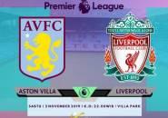 Prediksi Aston Villa vs Liverpool: Fokus The Reds Amankan Tiga Poin di Villa Park