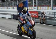 Alex Marquez Dedikasikan Raihan di Moto2 Malaysia untuk Mendiang Rider Indonesia