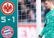 Bayern Dibantai 5-1 oleh Eintracht Frankfurt, Komentar Lucu Bertebaran di Dunia Maya