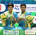 Hasil Final Macau Open 2019: Thailand dan China Raih Dua Gelar