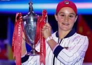Lumpuhkan Elina Svitolina, Ashleigh Barty Kantongi Gelar WTA Finals Pertama