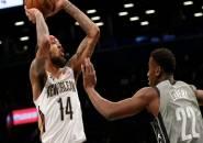 40 Poin Brandon Ingram Tak Cukup Bawa Pelicans Menang Atas Nets