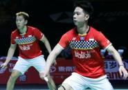 Fuzhou China Open 2019: Menang Dua Set, Kevin/Marcus ke Babak Kedua